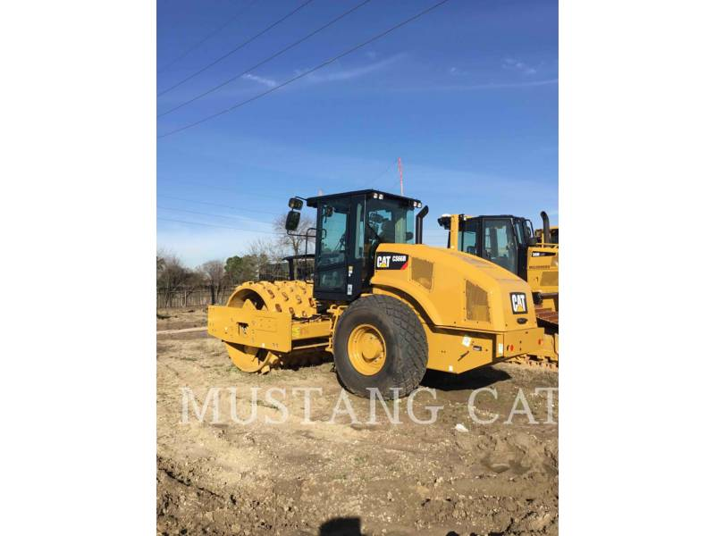 CATERPILLAR PAVIMENTADORA DE ASFALTO CS66B equipment  photo 5