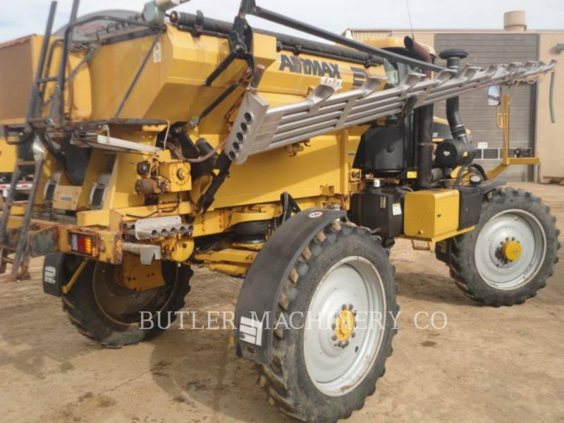 ROGATOR PULVERIZADOR RG1386 equipment  photo 5