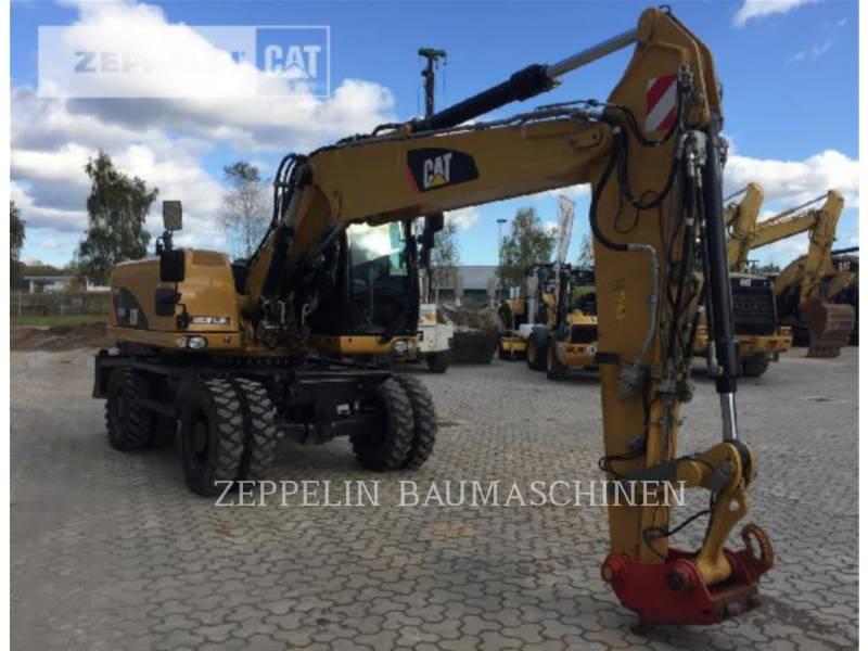 CATERPILLAR PELLES SUR PNEUS M316D equipment  photo 4