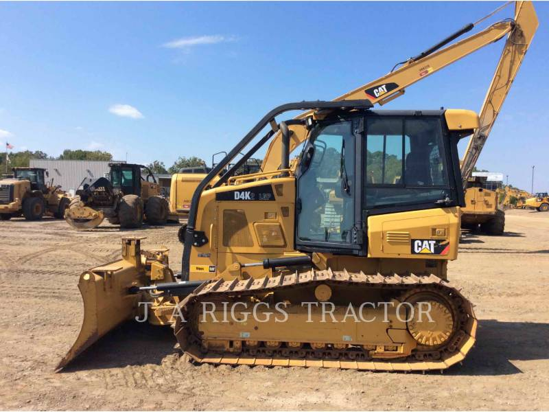 CATERPILLAR TRACTEURS SUR CHAINES D4KLGP A equipment  photo 3