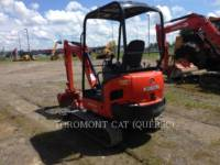 KUBOTA CANADA LTD. PELLES SUR CHAINES KX018-4 equipment  photo 2