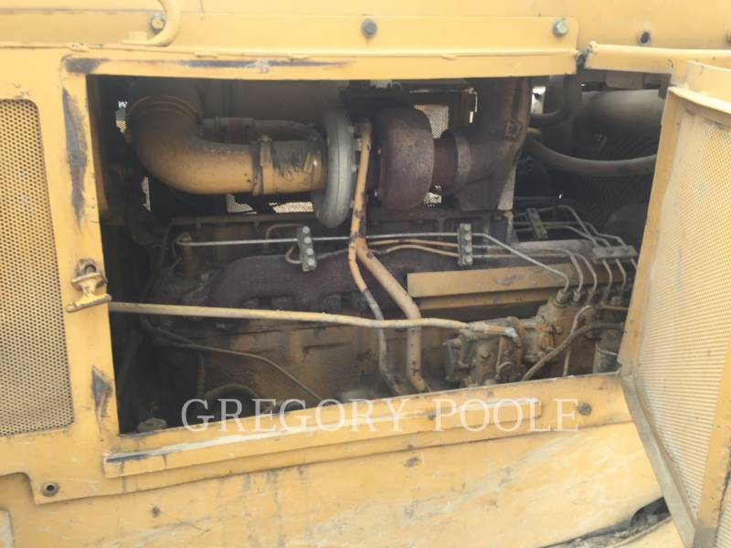 CATERPILLAR TRACTORES DE CADENAS D6D equipment  photo 14