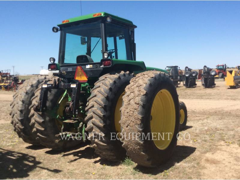 DEERE & CO. AG TRACTORS 4650 equipment  photo 5