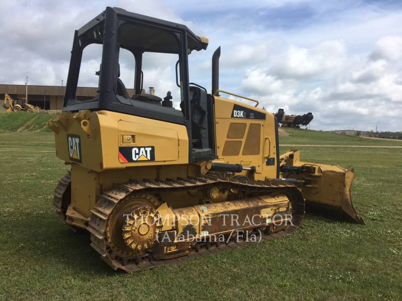 CATERPILLAR TRACK TYPE TRACTORS D3K2 XL equipment  photo 5