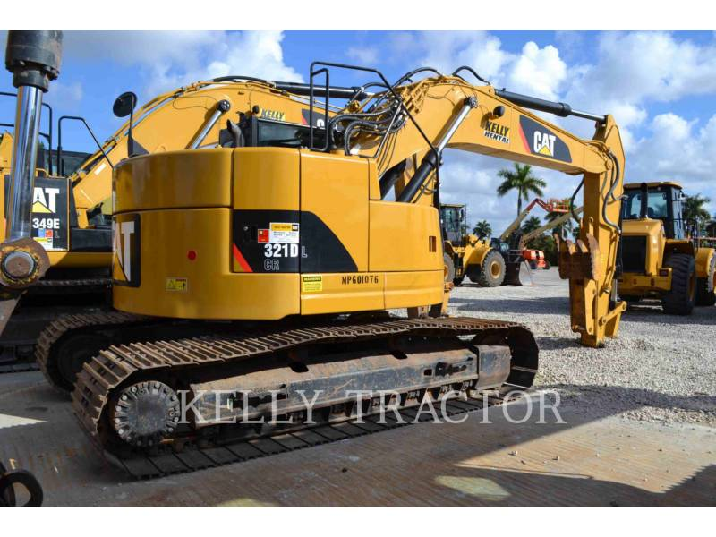 CATERPILLAR EXCAVADORAS DE CADENAS 321DLCR equipment  photo 2