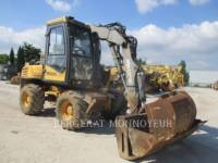 Equipment photo MECALAC 12MXT EXCAVATOARE PE ROŢI 1