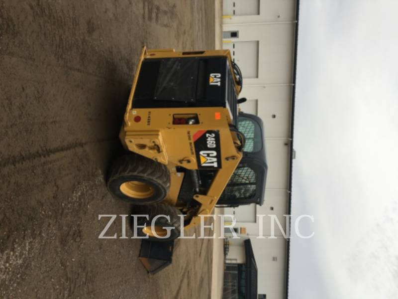 CATERPILLAR KOMPAKTLADER 246D equipment  photo 1