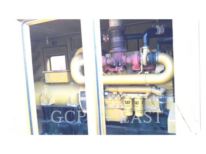 CATERPILLAR STATIONARY - DIESEL (OBS) 500 KVA equipment  photo 6