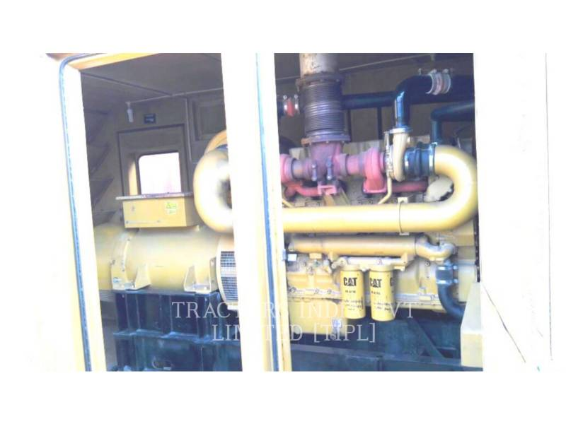 CATERPILLAR STATIONARY - DIESEL 500 KVA equipment  photo 6