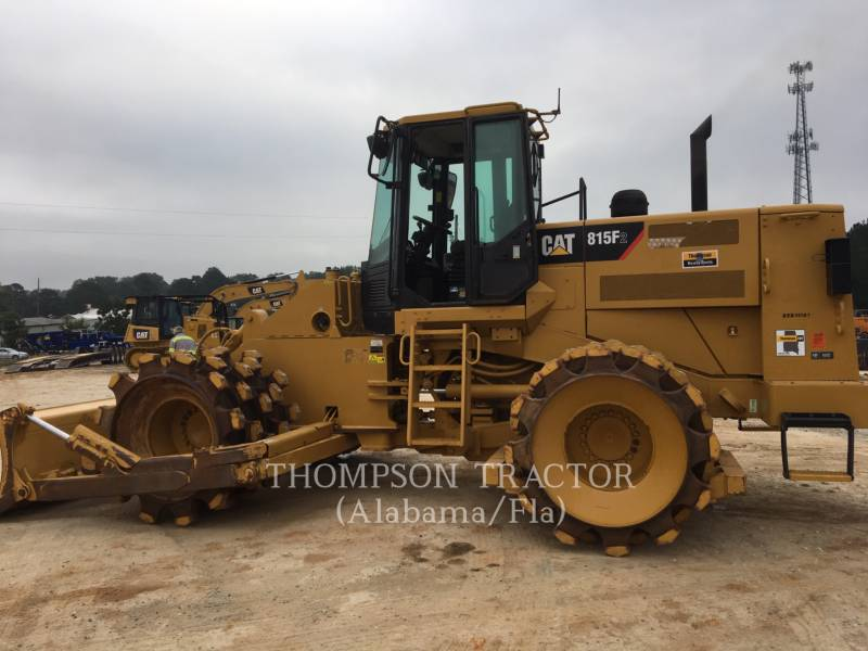 CATERPILLAR COMPACTORS 815FII equipment  photo 8