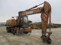 Equipment photo CASE WX210 MOBILBAGGER 1