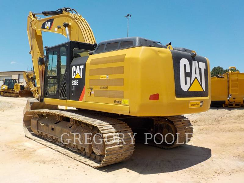 CATERPILLAR EXCAVADORAS DE CADENAS 336EL H equipment  photo 7