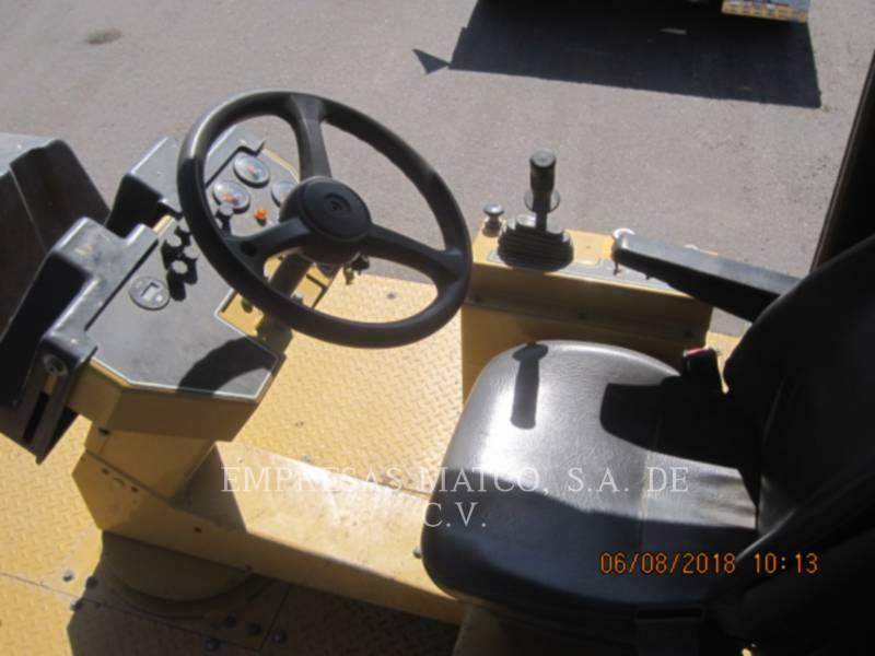 CATERPILLAR PNEUMATIC TIRED COMPACTORS PS-150C equipment  photo 5