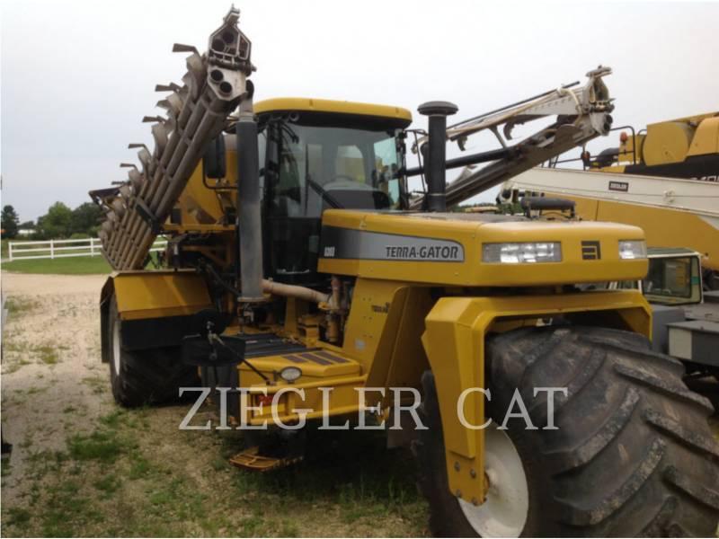 AG-CHEM FLUTUADORES 8203 equipment  photo 2