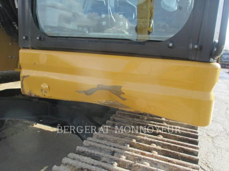 CATERPILLAR TRACK EXCAVATORS 325F CR equipment  photo 11