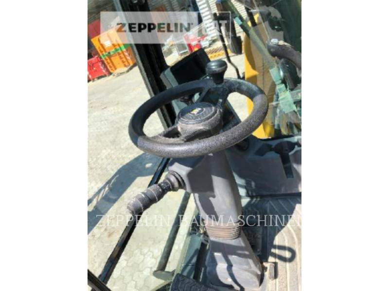 CATERPILLAR WHEEL EXCAVATORS M320F equipment  photo 9