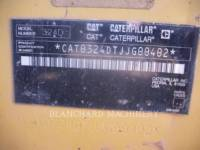 CATERPILLAR 履带式挖掘机 324DL equipment  photo 24