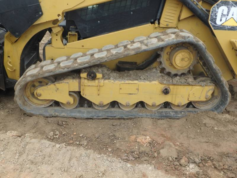 CATERPILLAR CARGADORES MULTITERRENO 299DXHP equipment  photo 11