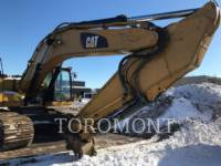 CATERPILLAR TRACK EXCAVATORS 345DL equipment  photo 11