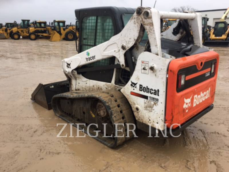 BOBCAT CARREGADEIRAS TODO TERRENO T590 equipment  photo 4