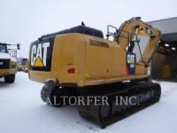 CATERPILLAR KOPARKI GĄSIENICOWE 336FL equipment  photo 5
