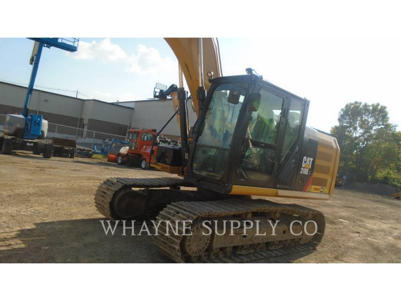 CATERPILLAR PELLES SUR CHAINES 318EL equipment  photo 3
