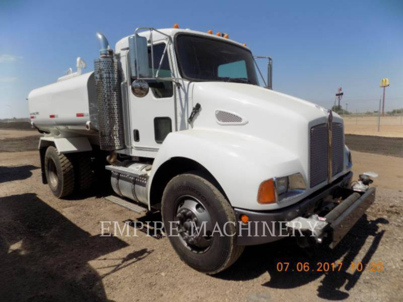 KENWORTH SAMOCHODY-CYSTERNY 2K TRUCK equipment  photo 2