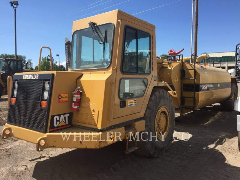 CATERPILLAR WASSERWAGEN WT 613C WW equipment  photo 2