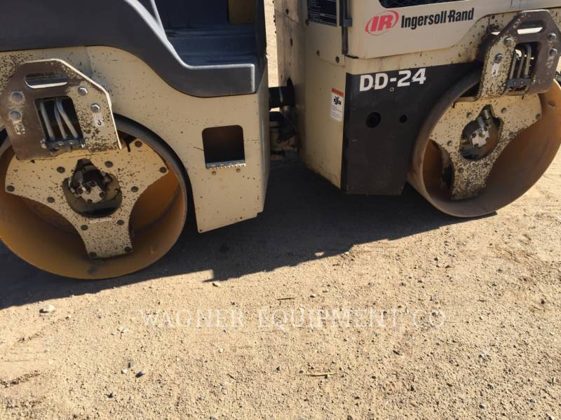 INGERSOLL-RAND COMPACTORS DD24 equipment  photo 9