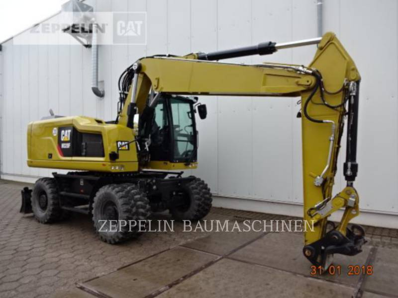 CATERPILLAR ホイール油圧ショベル M320F equipment  photo 3