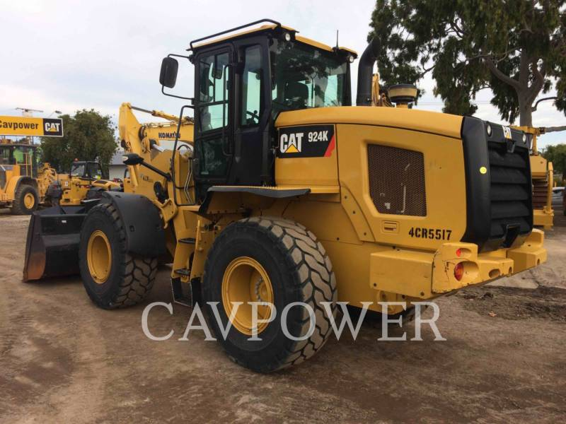 CATERPILLAR WHEEL LOADERS/INTEGRATED TOOLCARRIERS 924 K equipment  photo 4