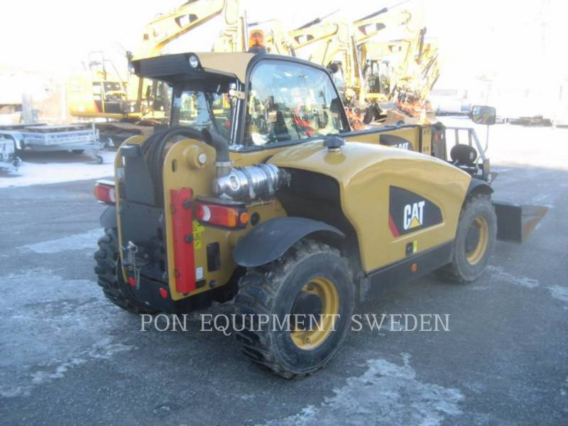 CATERPILLAR TELEHANDLER TH 255 equipment  photo 3