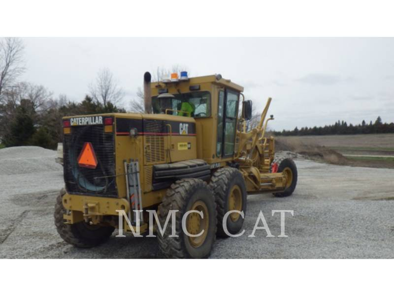 CATERPILLAR MOTORGRADER 12H equipment  photo 3
