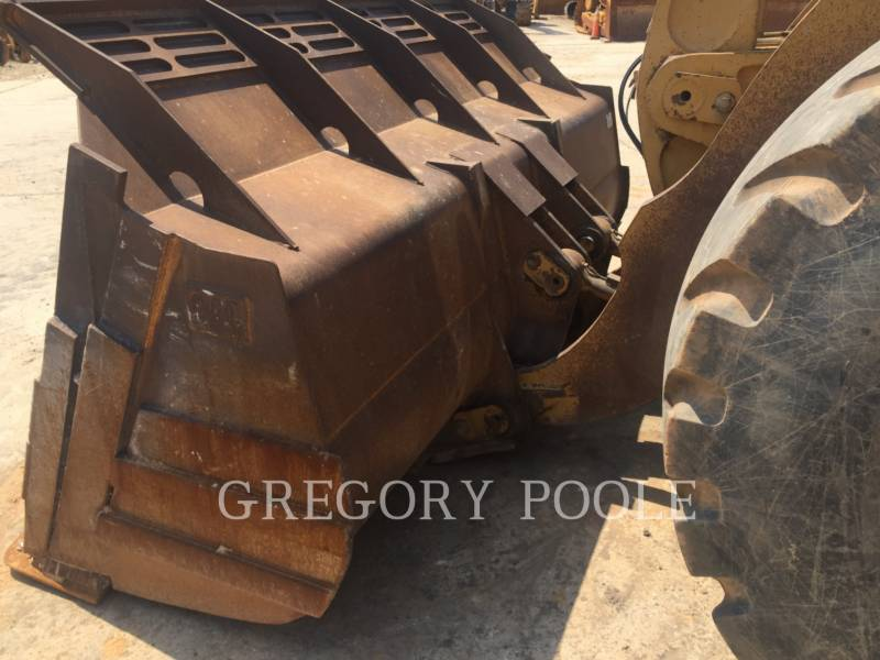 CATERPILLAR WHEEL LOADERS/INTEGRATED TOOLCARRIERS 980G equipment  photo 12