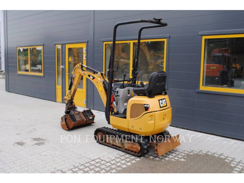 CATERPILLAR PELLES SUR CHAINES 300.9D equipment  photo 10