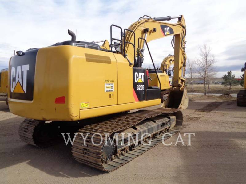 CATERPILLAR EXCAVADORAS DE CADENAS 320EL equipment  photo 9
