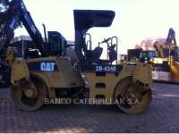 CATERPILLAR TAMBOR DOBLE VIBRATORIO ASFALTO CB-434D equipment  photo 5