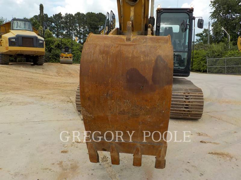 CATERPILLAR TRACK EXCAVATORS 320E L equipment  photo 21