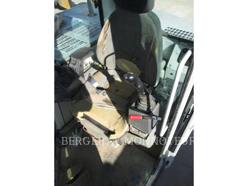 TAKEUCHI MFG. CO. LTD. TRACK EXCAVATORS TB175 equipment  photo 7