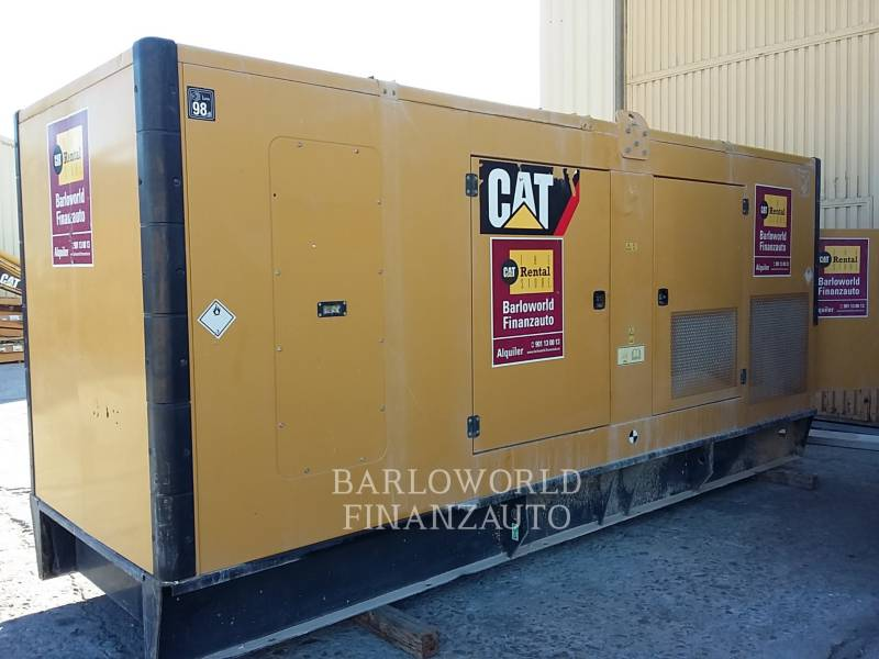 CATERPILLAR POWER MODULES C15 PGAI equipment  photo 1