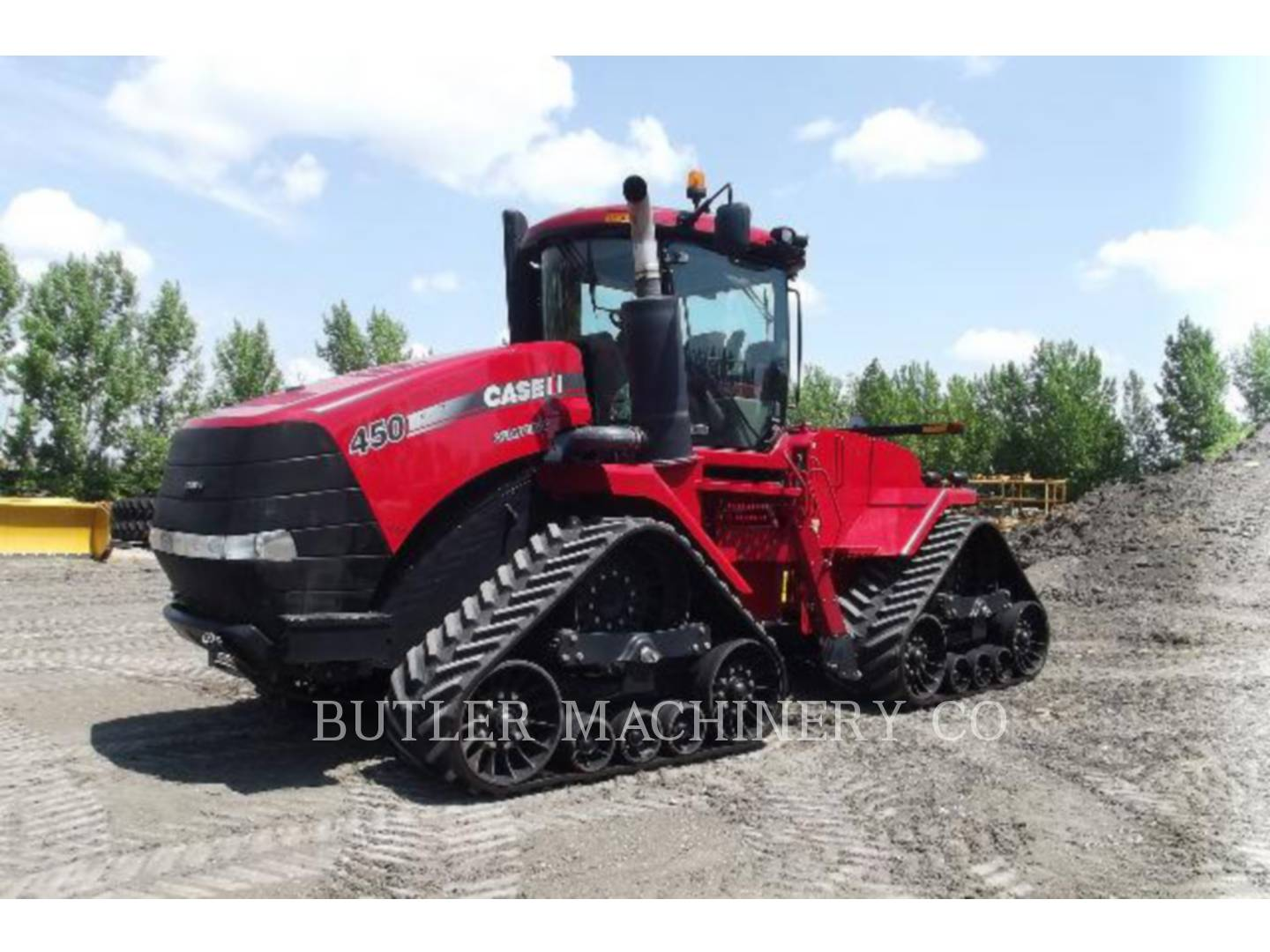 Detail photo of 2011 Case IH 450QUAD from Construction Equipment Guide