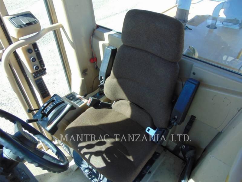 CATERPILLAR EXCAVADORAS DE CADENAS 140 H equipment  photo 10