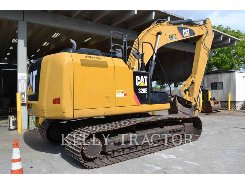 CATERPILLAR トラック油圧ショベル 320EL equipment  photo 3