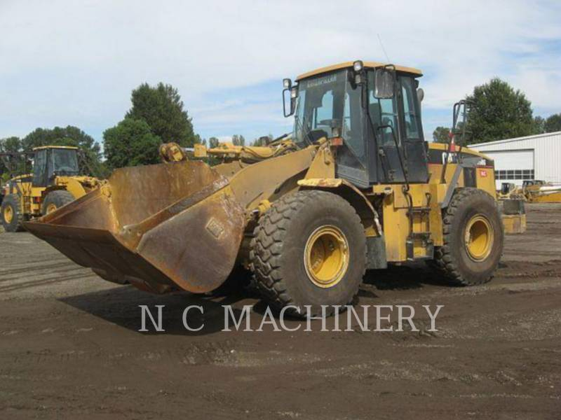 Caterpillar ÎNCĂRCĂTOARE PE ROŢI/PORTSCULE INTEGRATE 950G II equipment  photo 1
