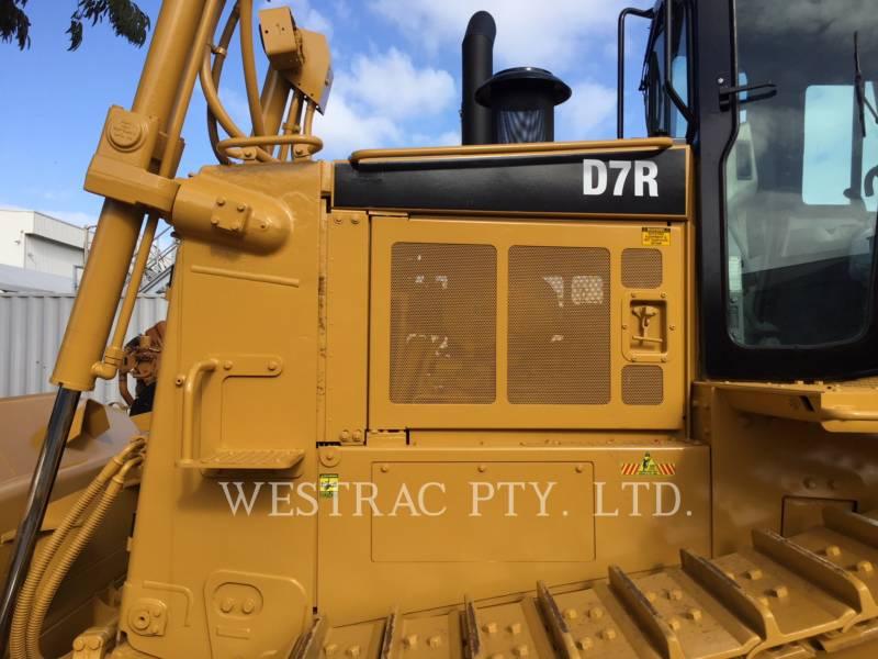 CATERPILLAR TRACK TYPE TRACTORS D7RII equipment  photo 10