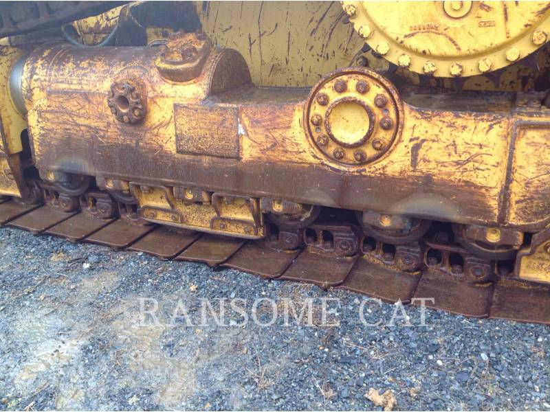 CATERPILLAR TRACK TYPE TRACTORS D5HII equipment  photo 11