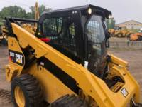 CATERPILLAR PALE COMPATTE SKID STEER 262 D equipment  photo 3