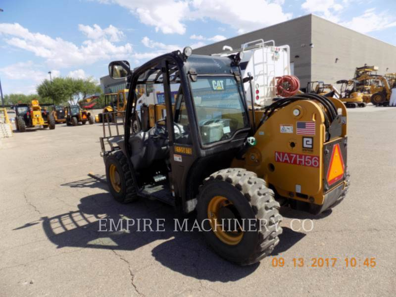 CATERPILLAR テレハンドラ TH255C equipment  photo 3