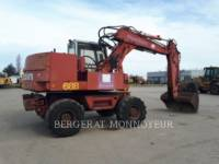 POCLAIN WHEEL EXCAVATORS P61 equipment  photo 3