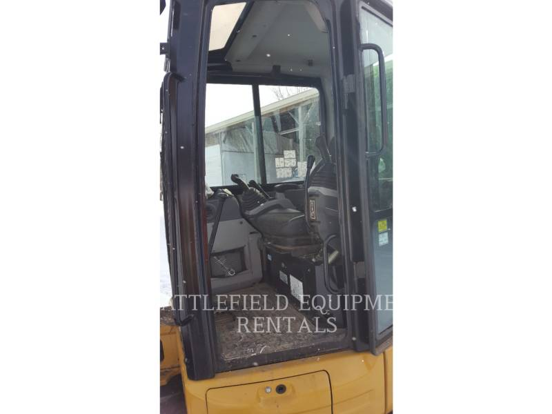 CATERPILLAR KETTEN-HYDRAULIKBAGGER 305E2 CR equipment  photo 7